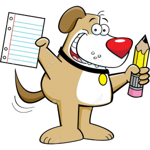 Les documents qui accompagnent le chien